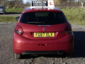 Female Driving Instructor in Rugeley, Lichfield, Cannock and surrounding areas
